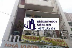 Cho thuê nhàThủĐức. HXH đường Ngô Chí Quốc, P. Bình Chiểu.