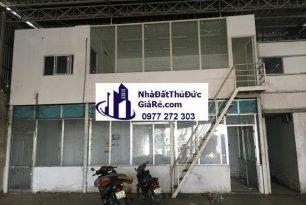 Cho thuê mặt bằng quận ThủĐức.MT Quốc lộ 1A, P. Tam Bình.