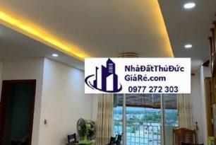 Cho thuê căn hộquận ThủĐức.Căn hộ Tecco Tower , P. Linh Đông