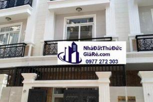 Cho thuê nhàquận ThủĐức. HXH đường Đặng Văn Bi , P Bình Thọ.