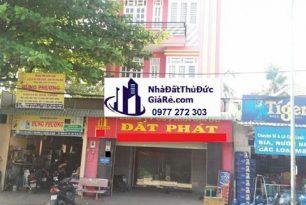 Cho thuê nhàquận ThủĐức. MT đường Linh Đông ,P.Linh Đông.