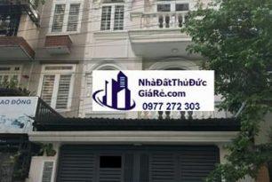 Cho thuê nhàquận ThủĐức. Đường Cây Keo , P. Tam Phú.