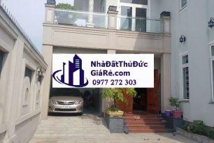 Cho thuê biệt thựMT Cây Keo , P. Tam Phú,Quận ThủĐức