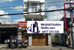 Cho thuê biệt thự ThủĐức. MT đường Kha Vạn Cân,P.Linh Đông