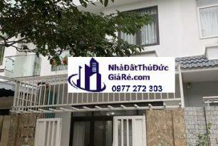 Cho thuê nhàThủĐức. Đường Trần Thị Vững , P.Linh Tây.
