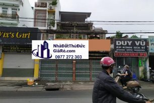 Cho thuê nhàquận ThủĐức. MT Kha Vạn Cân , P.Linh Tây