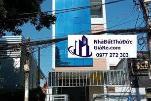 Cho thuê nhàquận ThủĐức. MT đường Thống Nhất , P Bình Thọ.