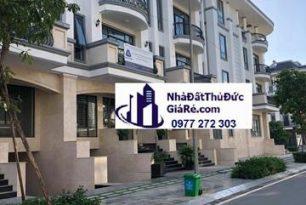 Cho thuê nhàKhu đô thị Vạn Phúc,P.Hiệp Bình Phước, Quận Thủ Đức.