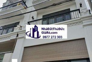 Cho thuê nhàquận ThủĐức. Đường Cây Keo , P. Tam Phú